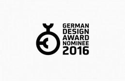 deutscher design preis 2016 nominee, GAXWEB Werbeagentur und Internetagentur in Karlsruhe