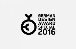 german design award 2016 winner special mention, GAXWEB Werbeagentur und Internetagentur in Karlsruhe