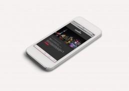 Smartphone, German Brand Award Winner, Internetagentur und Werbeagentur GAXWEB aus Karlsruhe