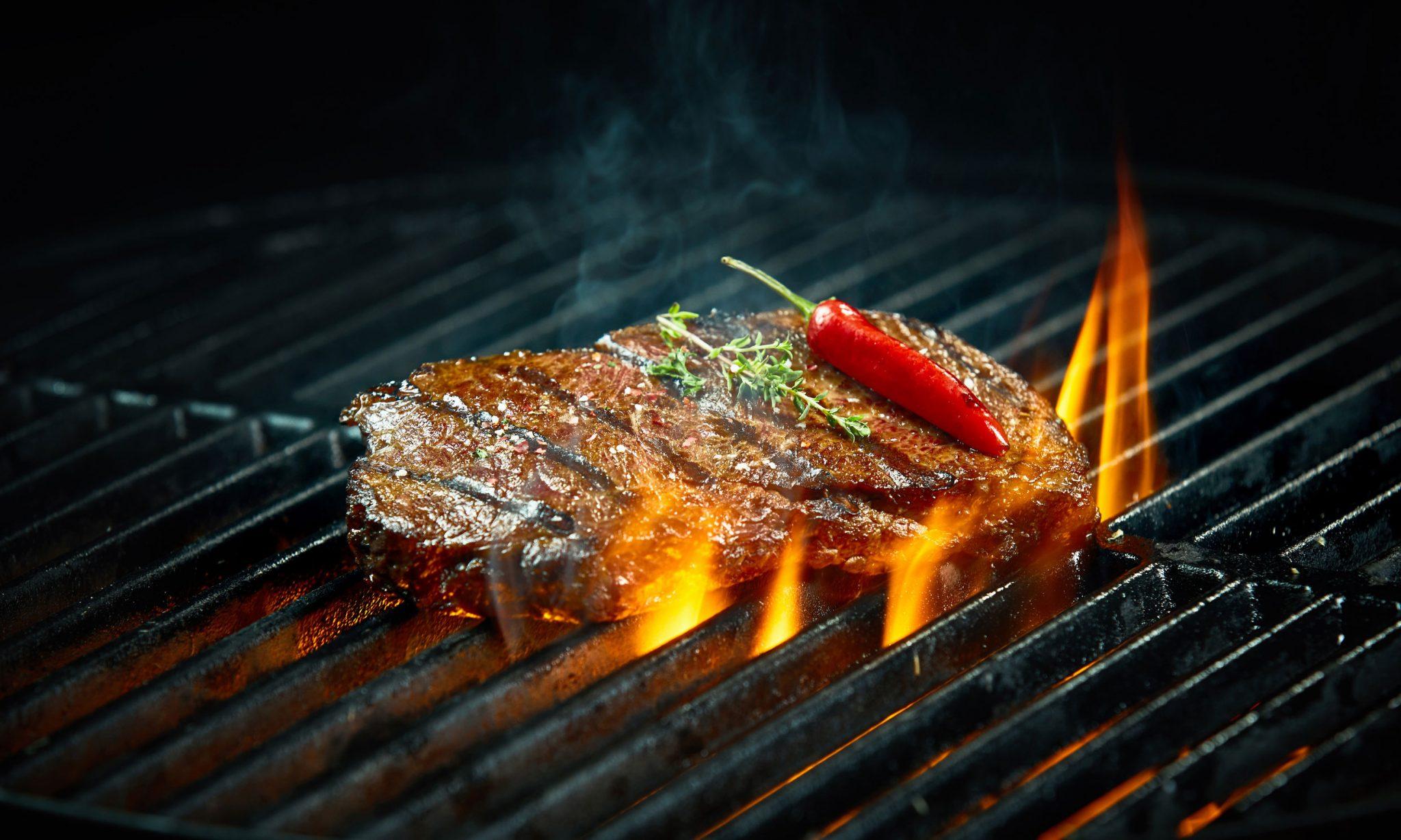 Grill Steak Werbeagentur GAXWEB GmbH Karlsruhe