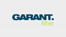 Garant Filter Logo aus Lahr