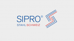 Logo SIPRO Siderprodukte AG Stahl Vertriebs-Gesellschaft