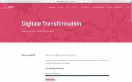 IMP Consulting Digitale Transformation