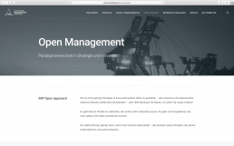 IMP Consulting Open Management