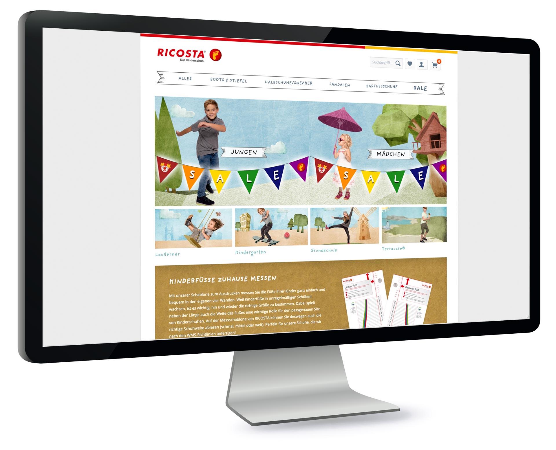 ricosta-onlineshop-relauch